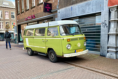 1977 Volkswagen camper van