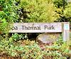 Spa Park Entrance