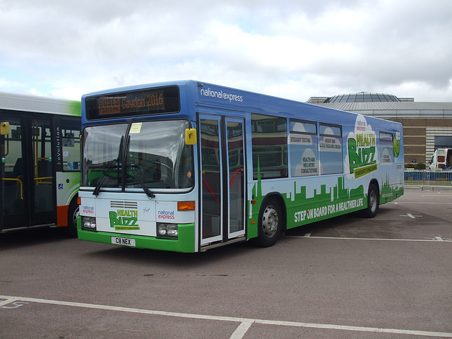 DSCF4705 National Express West Midlands C8 NEX (T687 FOB) - 'Buses Festival' 21 Aug 2016
