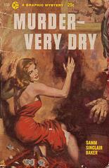 Samm Sinclair Baker: Murder - Very Dry