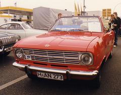 Opel Kadett B, Cabrio-Umbau