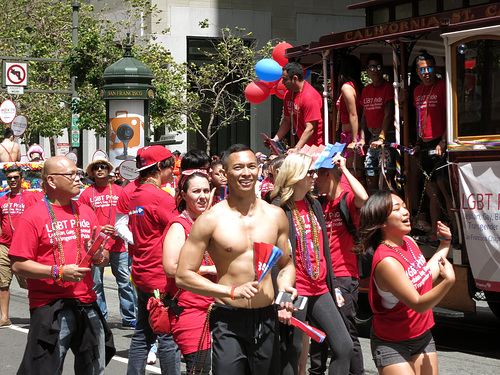 San Francisco Pride Parade 2015 (1502)