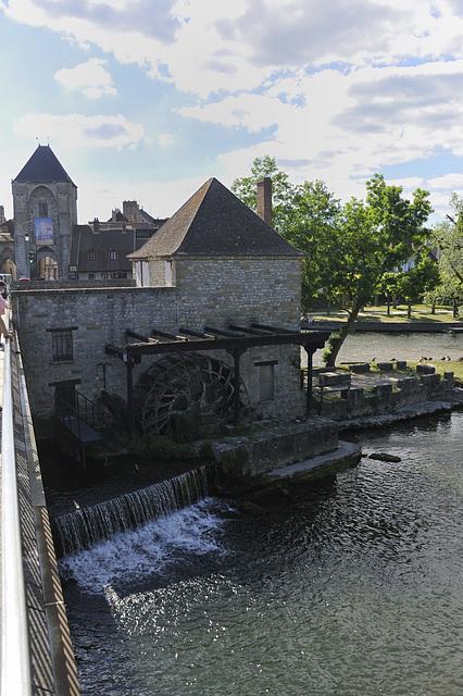 Morêt sur Loing-Le moulin.