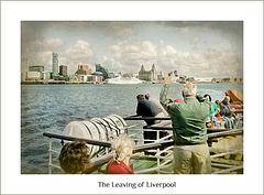 Liverpool  Waterfront from the Ferry