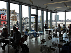 Turner Contemporary gallery Cafe