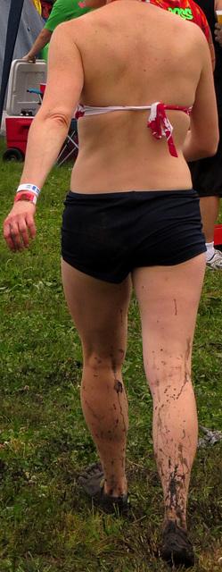 Love my cute muddy ladies!