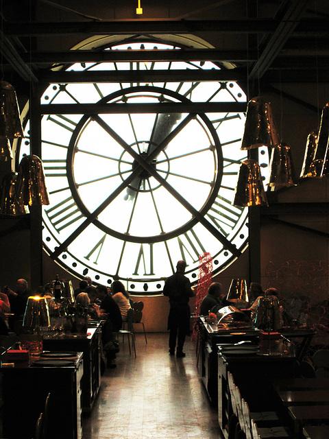 Cafe Campana, Musee d'Orsay.