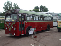 DSCF4717 City of Oxford 756 KFC - 'Buses Festival' 21 Aug 2016