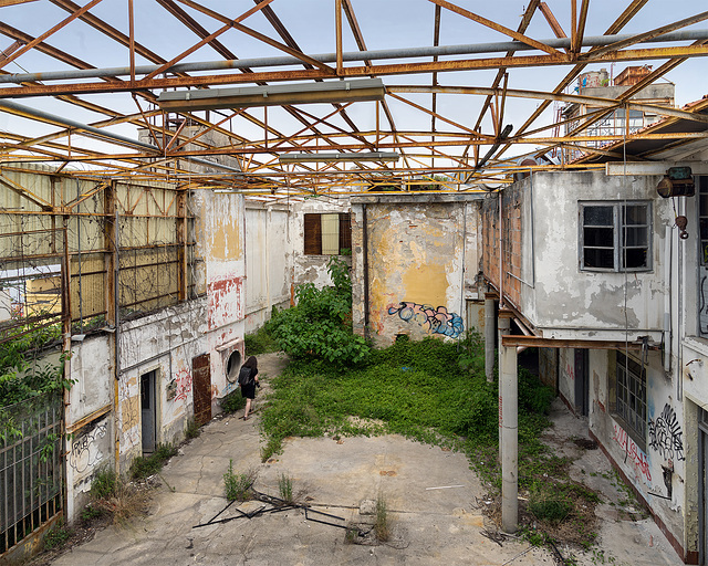 Abandoned Trieste - can't find out