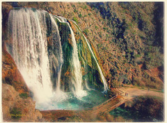 Waterfall Krčić