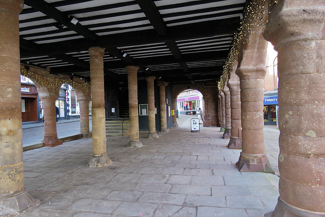 market house, ross-on-wye, herefs.