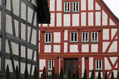 Altes Fachwerk, Hachenburg