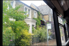 Kingston Road bus stop