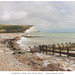 Cuckmere Haven and Haven Brow 22 8 2016