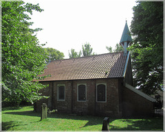 Alte Inselkirche (unsichtbar)
