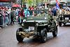 Leidens Ontzet 2017 – Parade – 1957 Willys Jeep