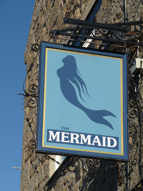 At times like this we need Mermaids to cheer us up