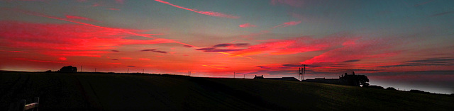 Another Whitby Sunset