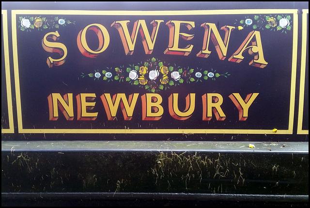 Sowena of Newbury