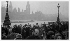 Thames south bank 1965