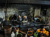 Sulgrave Manor- The Kitchen