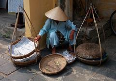 only a few onions (Hoi AN / Vietnam)