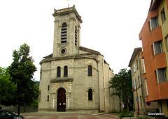 BRIVES CHARENSAC (Église Notre-Dame-du-Bon-Secours)