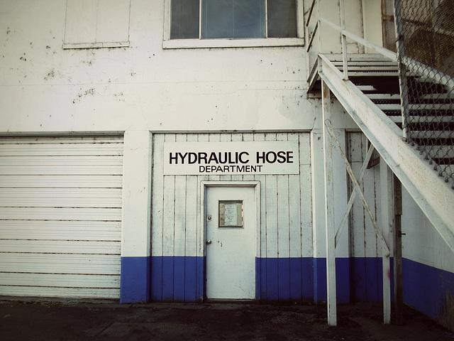 Hydraulic Hose Department