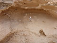 Höhlenmensch (Nach dem Däumelingsprinzip)