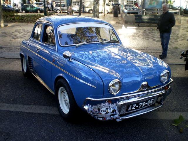 Renault Ondine (1962).