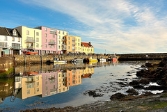St. Andrews Harbour - Early Morning (1 x PiP)