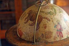 Himmelsglobus im Kloster Corvey