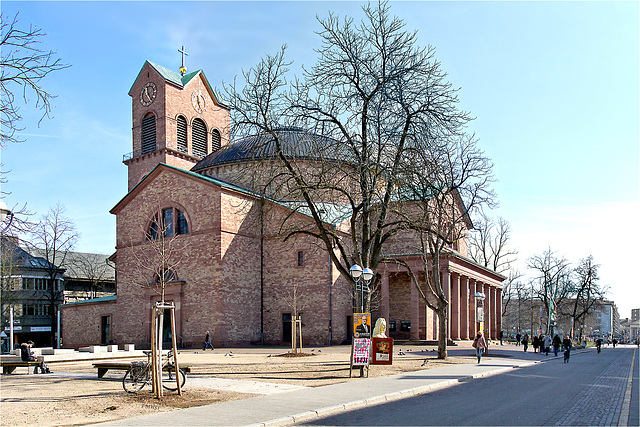 St. Stephan in Karlsruhe