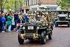 Leidens Ontzet 2017 – Parade – 1943 Willys Jeep