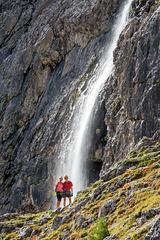 Cascata d'Pisciadù