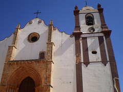 Silves Cathedral.