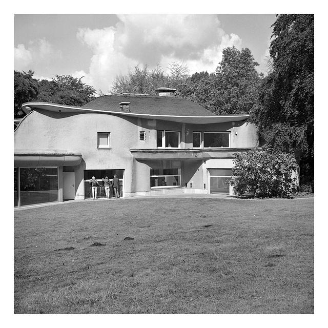 Haus Waldfrieden, formerly Villa Herberts / Wuppertal, GER