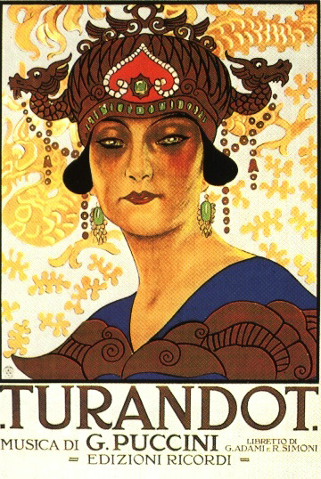 José Cura chante : Nessun Dorma, from Turandot