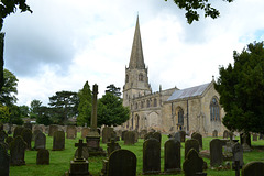 St Mary the Virgin Masham