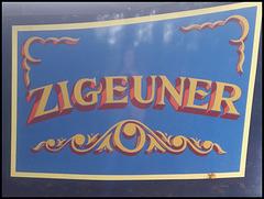 Zigeuner narrowboat