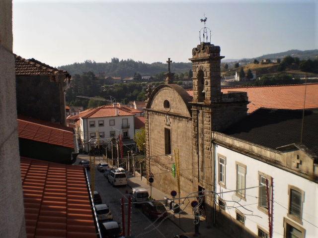 Saint Francis Church (1599).