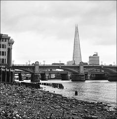 Thames at Blackfriars.