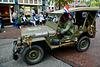 Leidens Ontzet 2017 – Parade – Jeep