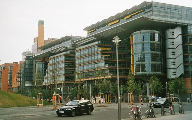 DE - Berlin - Potsdamer Platz Arkaden