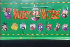 Muddy Waters narrowboat