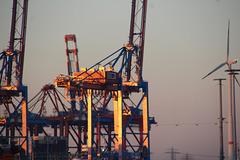 Containerbrücken.....