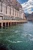 Hoover Dam - Power House - 1986