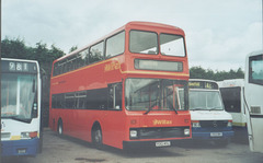 Wiltax (on loan to Burtons Coaches) F312 MYJ - June 2007 (572-20)