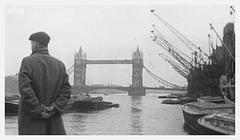 Tower Bridge and cranes