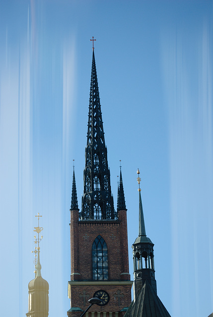 Der Turm der Riddarholmskyrkan